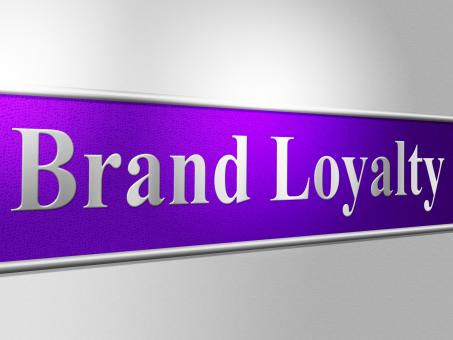 Free Stock Photo of Brand Loyalty Means Company Identity And Branded
