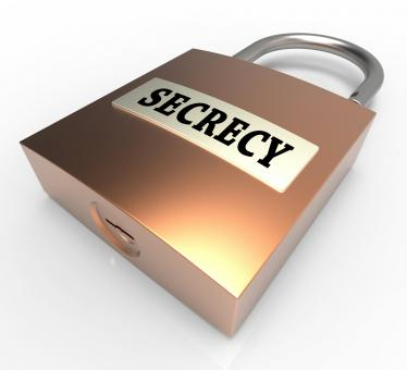Free Stock Photo of Secrecy Padlock Represents Classified Secret 3d Rendering