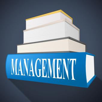 Free Stock Photo of Management Book Represents Bosses Company And Directorate
