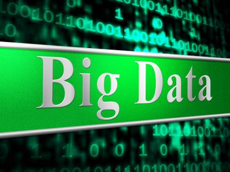 Free Stock Photo of Big Data Indicates World Wide Web And Information