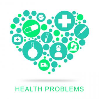Free Stock Photo of Health Problems Indicates Medical Medicine And Healthy