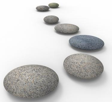 Free Stock Photo of Spa Stones Indicates Love Not War And Balance