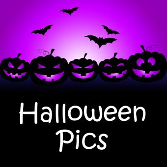 Free Stock Photo of Halloween Pics Indicates Trick Or Treat And Autumn