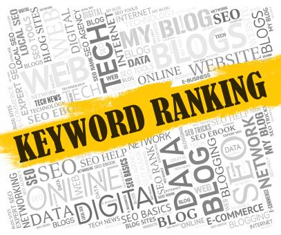Free Stock Photo of Keyword Ranking Means Search Engine And Dialogue