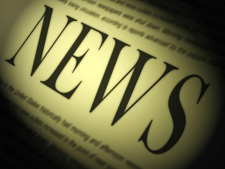 Free Stock Photo of News Paper Shows Media Journalism Newspapers And Headlines