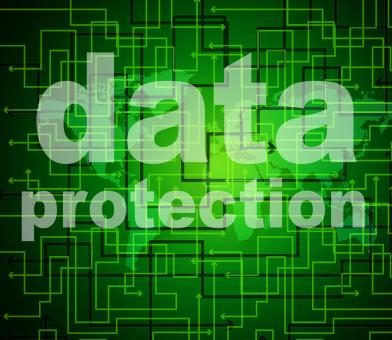 Free Stock Photo of Data Protection Shows Knowledge Protected And Secured