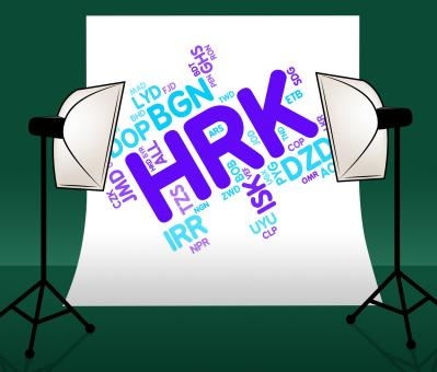 Free Stock Photo of Hrk Currency