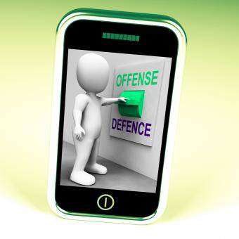 Free Stock Photo of Offense Defense Switch
