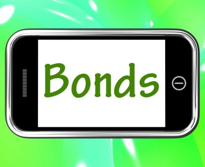 Free Stock Photo of Bonds Smartphone Means Online Business Connections And Networking