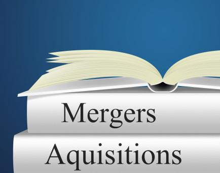 Free Stock Photo of Aquisitions Mergers Represents Link Up And Alliance