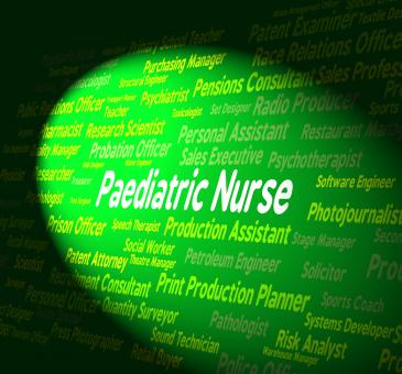 Free Stock Photo of Paediatric Nurse Shows Kid Nurses And Hire