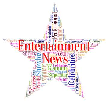 Free Stock Photo of Entertainment News Represents Journalism Performance And Entertainment
