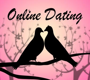 Free Stock Photo of Online Dating Means Sweethearts Websites And Internet