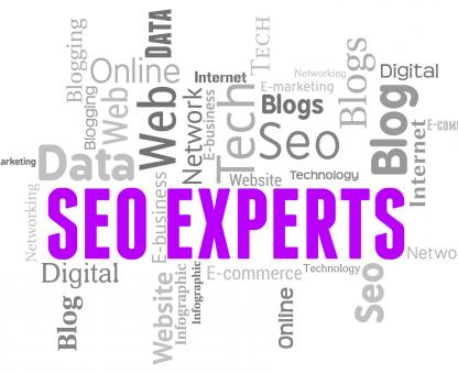 Free Stock Photo of Seo Experts Means Search Engine And Ability