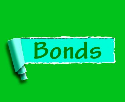 Free Stock Photo of Bonds Word Means Online Business Connections And Networking