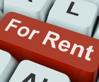Free Stock Photo of For Rent Key Means Lease Or Rental