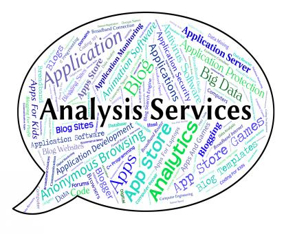 Free Stock Photo of Analysis Services Represents Help Desk And Analyse