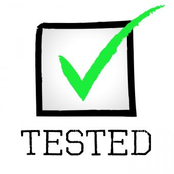 Free Stock Photo of Tick Tested Shows Pass Approved And Tests
