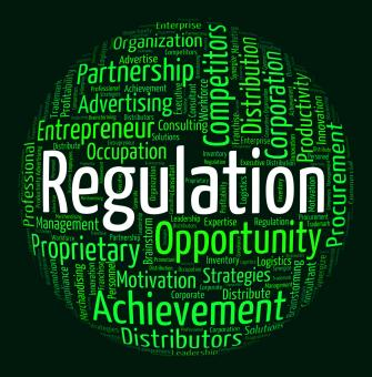 Free Stock Photo of Regulation Word Means Text Dictum And Rule