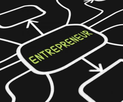 Free Stock Photo of Entrepreneur Diagram Means Starting Business Or Venture