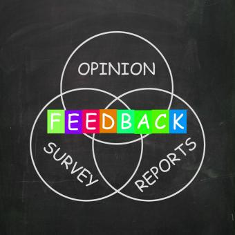 Free Stock Photo of Feedback Gives Reports and Surveys of Opinions