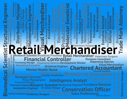 Free Stock Photo of Retail Merchandiser Indicates Merchandising Tradesman And Positi