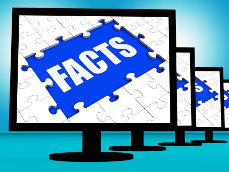 Free Stock Photo of Facts Monitors Shows Data Information Wisdom And Knowledge