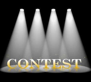 Free Stock Photo of Contest Spotlight Shows Floodlight Competitive And Lights