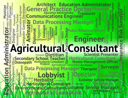 Free Stock Photo of Agricultural Consultant Represents Employee Job And Cultivation
