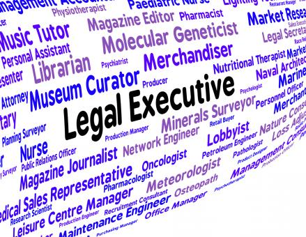 Free Stock Photo of Legal Executive Means Managing Director And Attorney