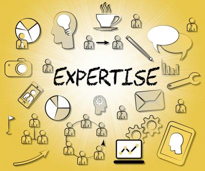Free Stock Photo of Expertise Icons Means Trained Experts And Proficiency