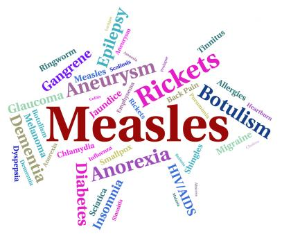 Free Stock Photo of Measles Illness Represents Kopliks Spots And Ailments