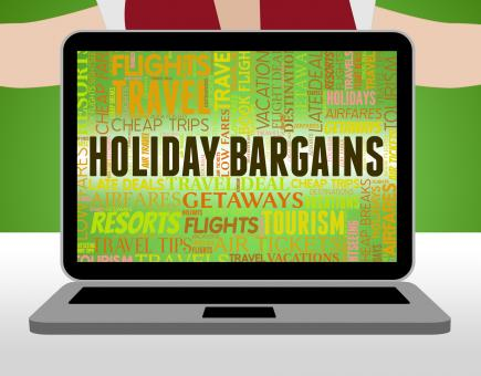 Free Stock Photo of Holiday Bargains Represents Holidays Promotional And Vacation