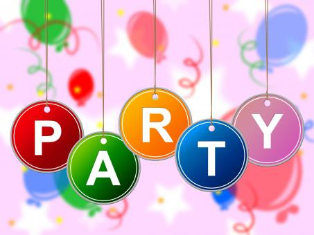 Free Stock Photo of Party Kids Shows Youths Parties And Child