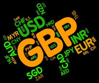 Free Stock Photo of Gbp Currency Indicates Great British Pound And Currencies