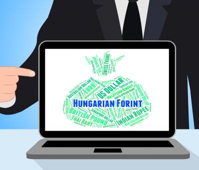 Free Stock Photo of Hungarian Forint Shows Foreign Exchange And Currencies