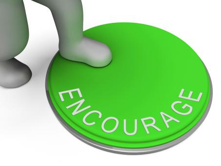 Free Stock Photo of Encourage Switch Indicates Motivate Encouraging And Boost