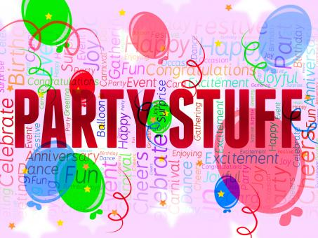 Free Stock Photo of Party Stuff Means Balloon Celebrations And Decoration
