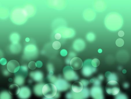Free Stock Photo of Green Background Means Bokeh Lights And Abstract