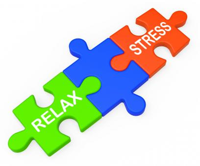 Free Stock Photo of Stress Relax Shows Pressure Work Or Relaxation