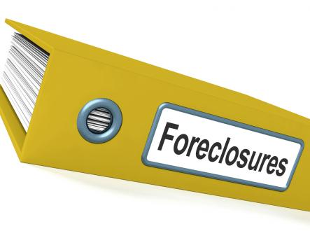 Free Stock Photo of Foreclosures File Shows Bankruptcy And Eviction
