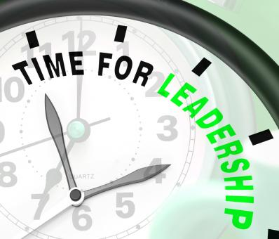Free Stock Photo of Time For Leadership Message Showing Management And Achievement
