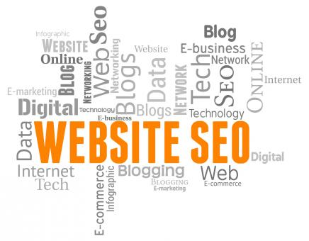 Free Stock Photo of Website Seo Represents Search Engine And Internet