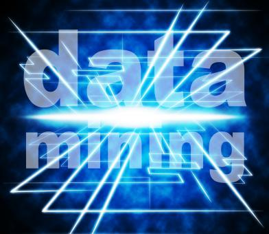 Free Stock Photo of Data Mining Represents Examine Knowledge And Researching