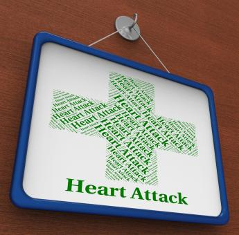 Free Stock Photo of Heart Attack Means Acute Myocardial Infarction And Afflictions