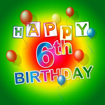 Free Stock Photo of Happy Birthday Indicates Fun Congratulation And Joy