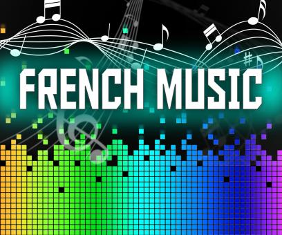 Free Stock Photo of French Music Shows Sound Track And Acoustic