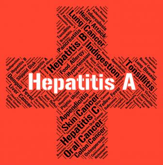 Free Stock Photo of Hepatitis A Indicates Ill Health And Affliction