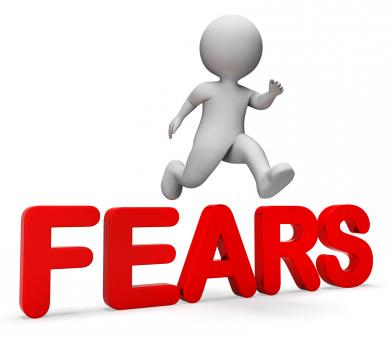 Free Stock Photo of Jump Overcome Means Render Hazard And Explosive 3d Rendering