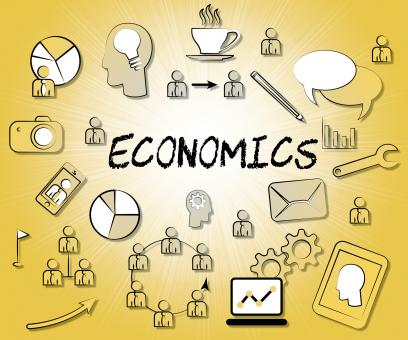 Free Stock Photo of Economics Icons Shows Sign Fiscal And Economizing